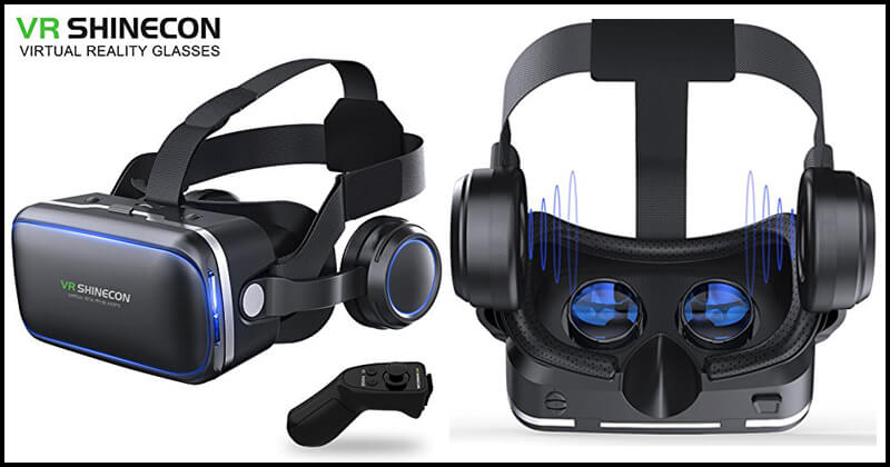 Shinecon 6.0 3D VR Headset Full Review, Specifications, Pros and Cons