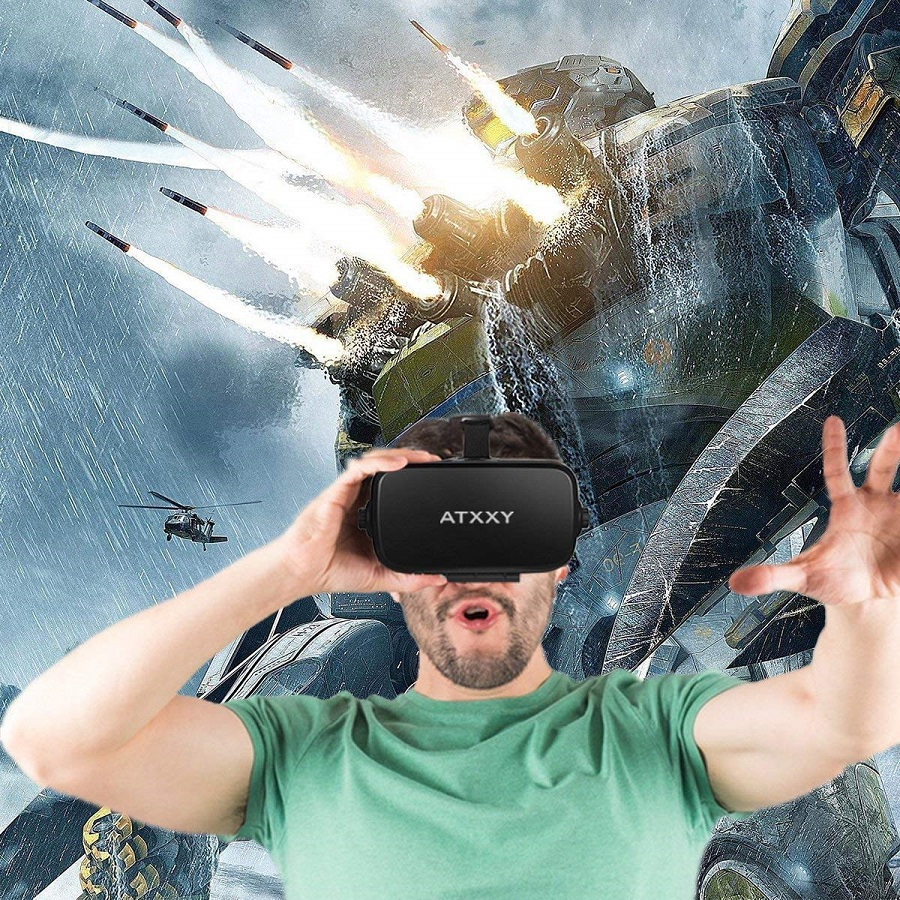 ATXXY VR Headset Full Review With Pros And Cons