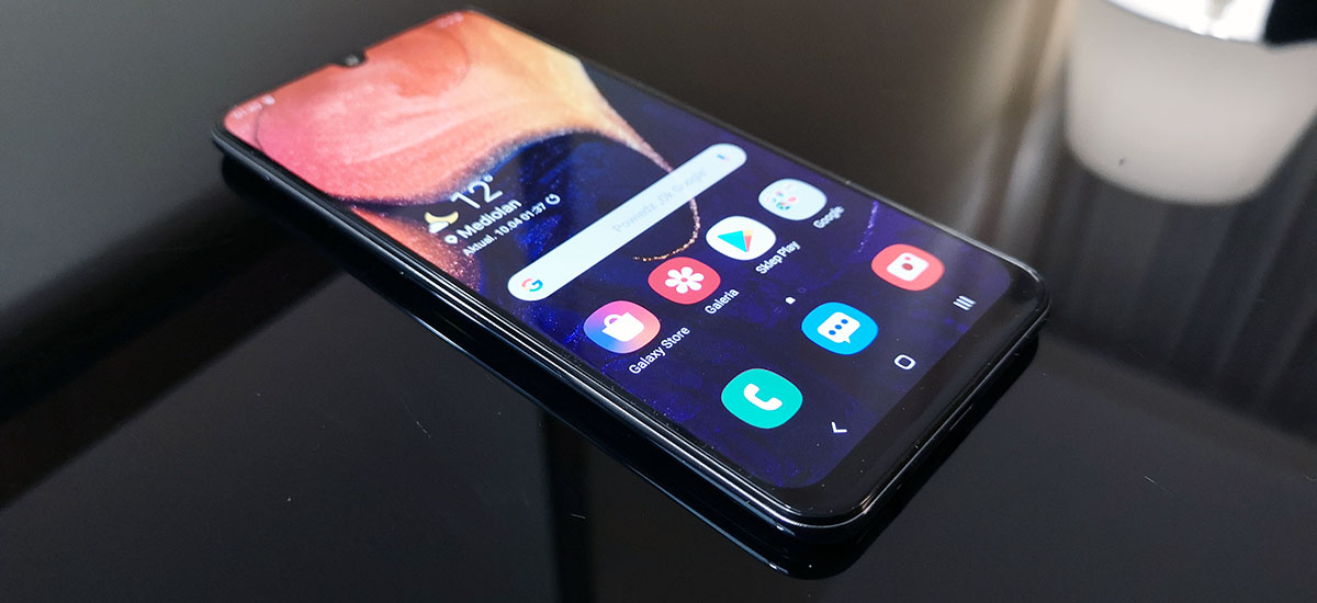 Fix Samsung Galaxy A50 Screen With Display Problem (Solved)